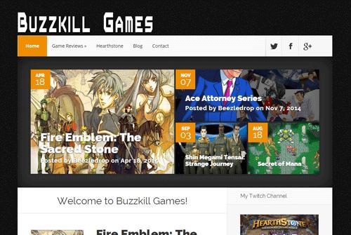 Buzzkill Games