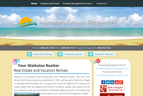 Hawaiian Dream Properties