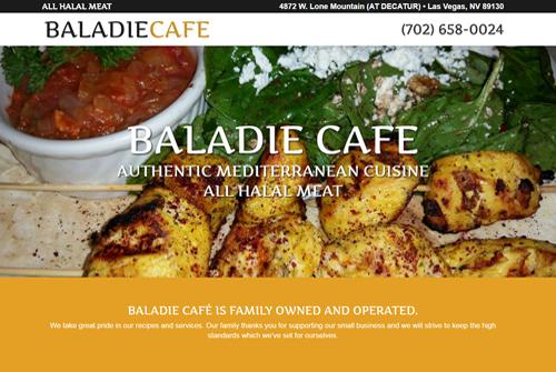 Baladie Cafe