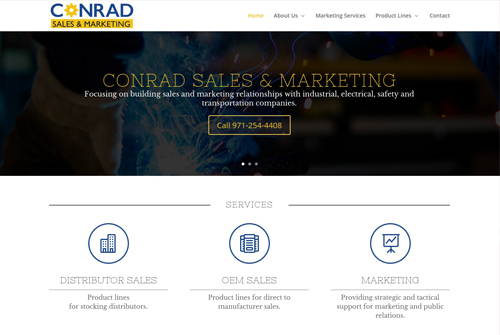 Conrad Sales & Marketing