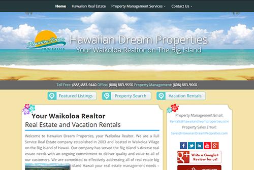 Hawaiian Dream Properties