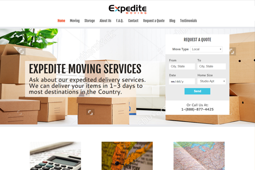Expedite Moving
