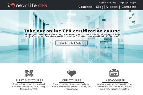 Newlife CPR Mockup 2